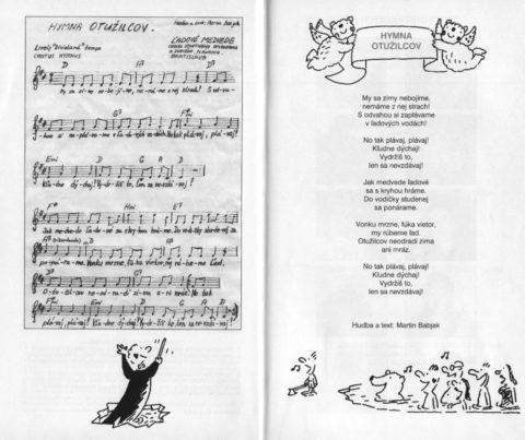 Hymna otužilcov